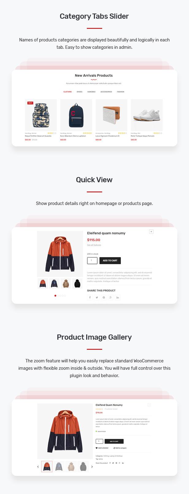 Pedona - Fashion & Sport Theme for WooCommerce WordPress 26