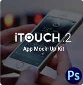 iTouch | Real Mock-Up Kit - 20