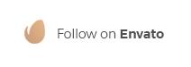 Follow on Envato