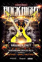 Halloween Flyer - 21