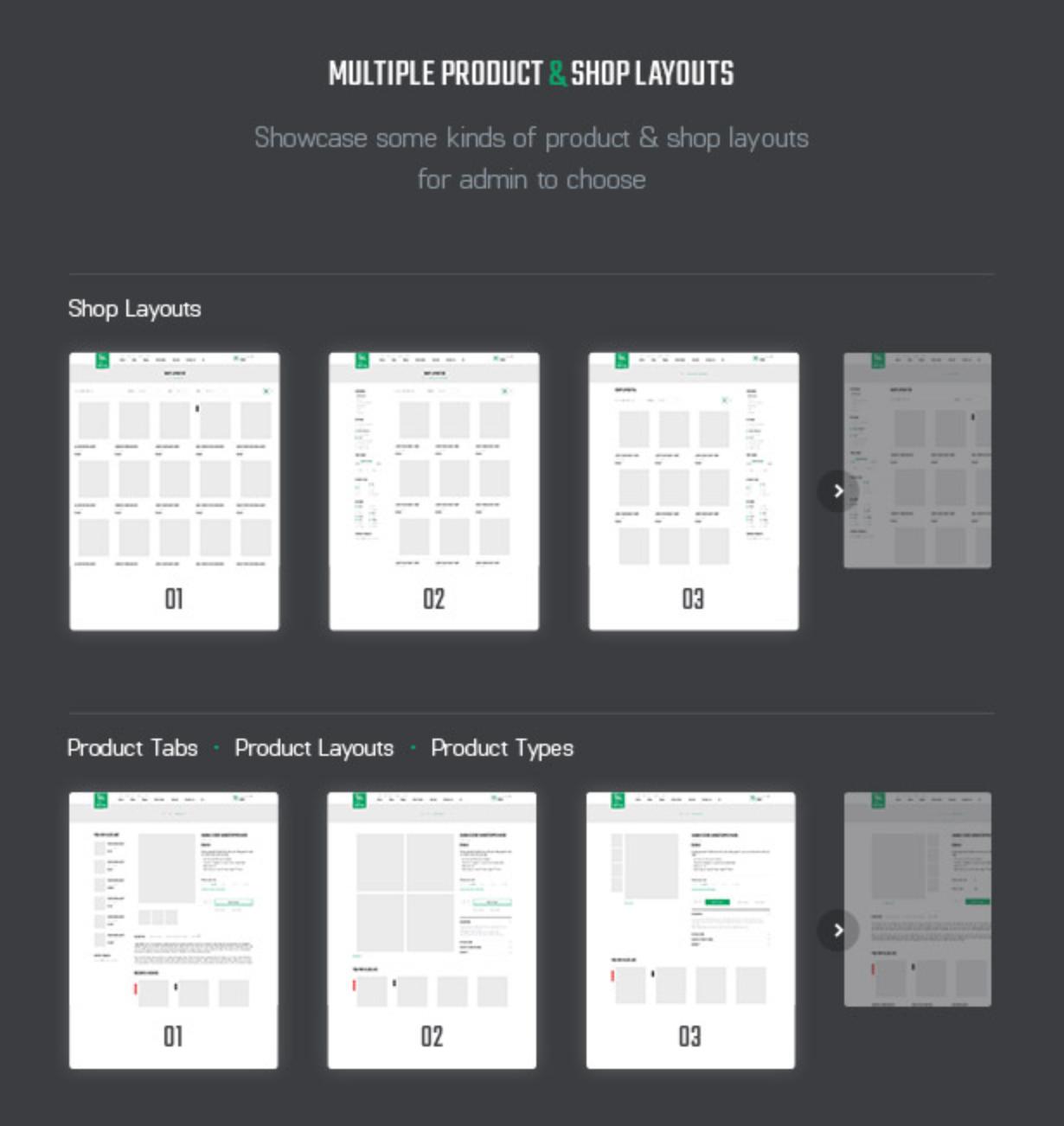 Littlemonsters Multiple Product, Shop & Blog Page Sport Shop Woocommerce WordPress Themes