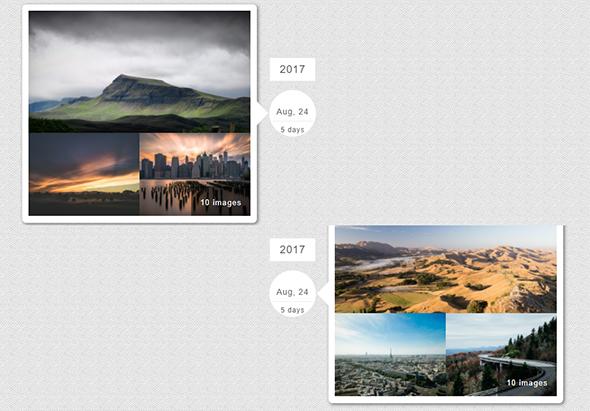 Galeria - Ultimate WordPress Album, Photo Gallery Plugin - 6