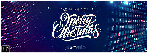 Christmas Greeting 2018 After Effects Template