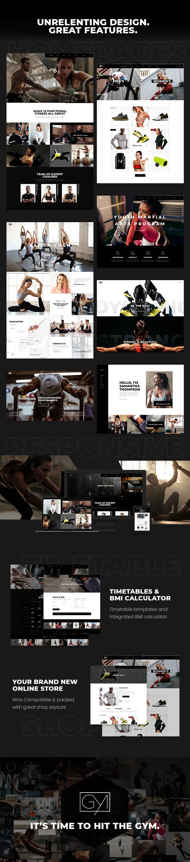 Powerlift - Fitness and Gym Theme - 1