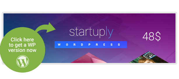 Startuply — Responsive Multi-Purpose Landing Page - 2