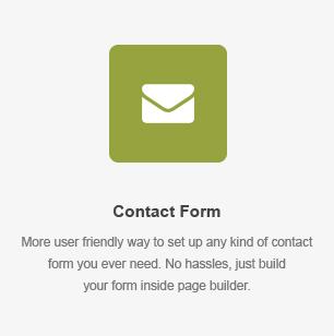 Contact Form Element