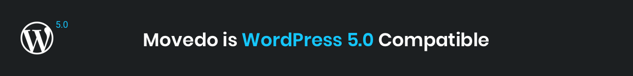 Movedo WordPress 5.0