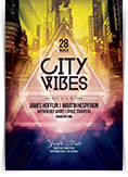 City Vibes Flyer
