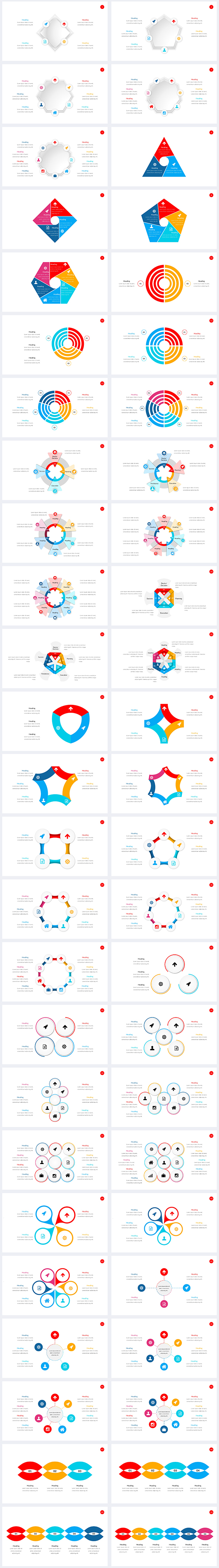 Geometry-Infographic-Power-Point-Template