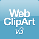 Web Clip Art Vol.3 - GraphicRiver Item for Sale