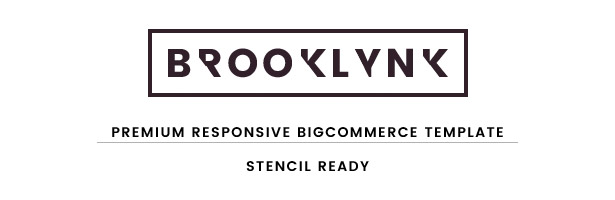 Brooklynk - Responsive Bigcommerce Template