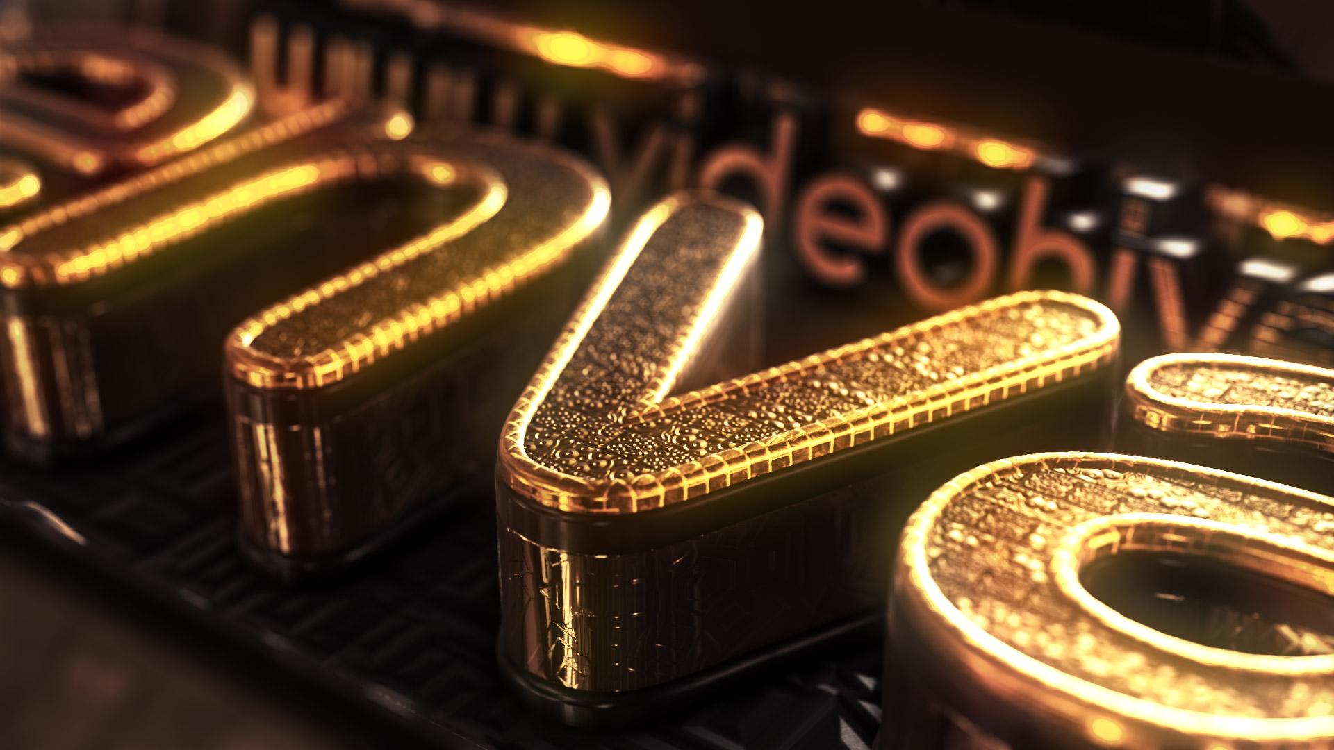 Gold Treasure Logo - 3