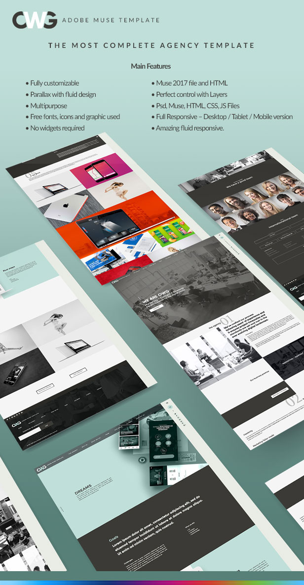 OWG Agency Muse Template - 1