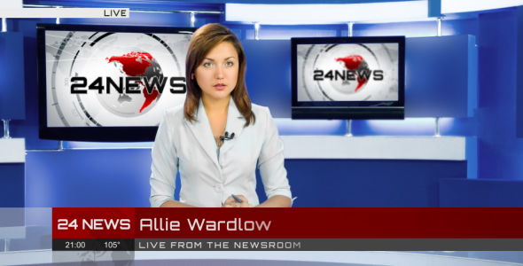 Broadcast Design - Complete News Package 2 - 4