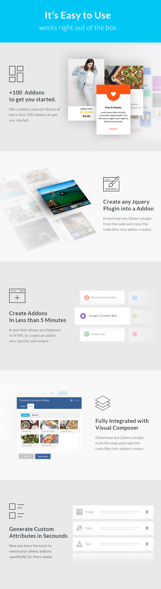 Addon Creator for WPBakery Page Builder - 3
