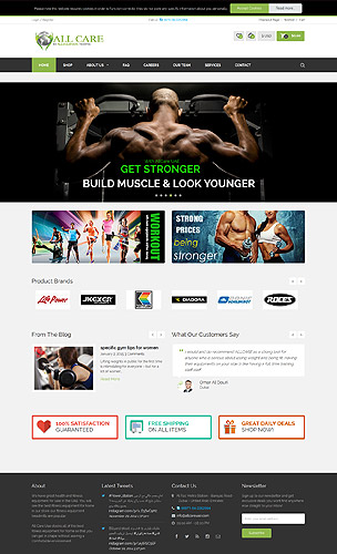 Flatastic - Versatile Multi Vendor WordPress Theme - 42