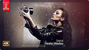 Original Parallax Slideshow