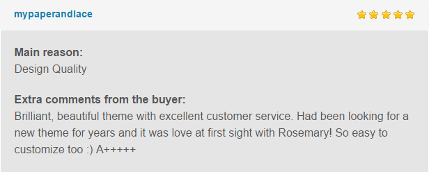 Rosemary - A Responsive WordPress Blog Theme - 4