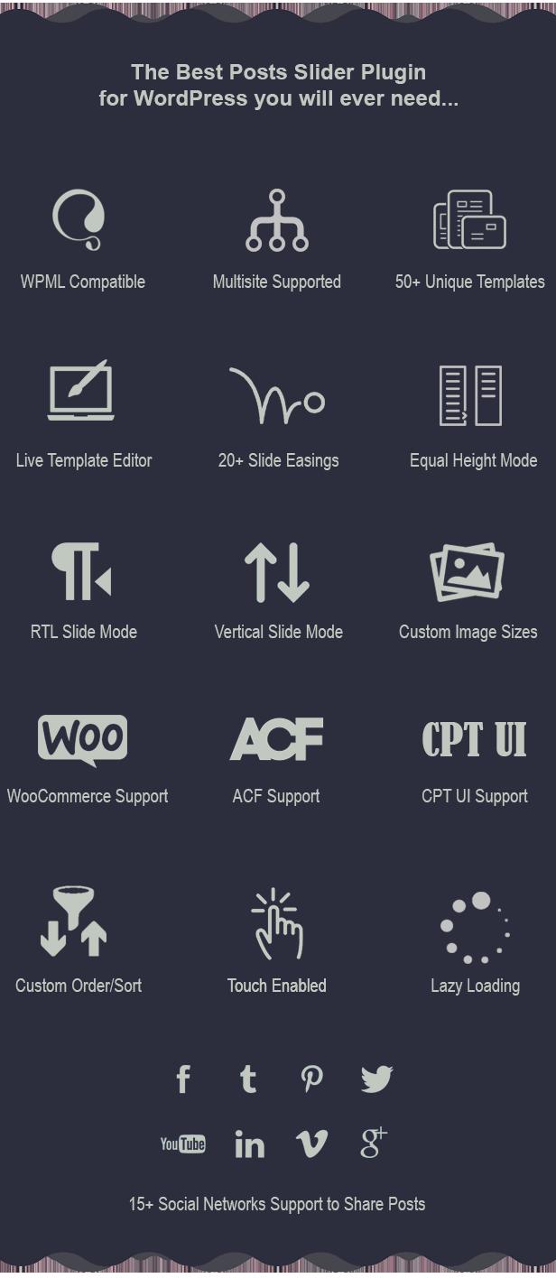 响应帖子Carousel WordPress插件-3