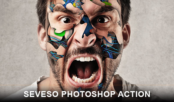 Seveso Photoshop action - Replicate Alberto Seveso effect in Photoshop