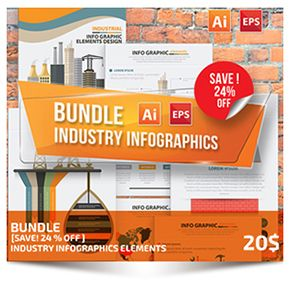 Big Infographics Elements Design - 6