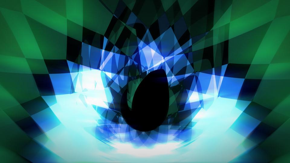 Peacock Elements Diamond