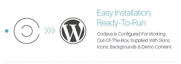 Codeus — Multi-Purpose Responsive WordPress Theme - 15