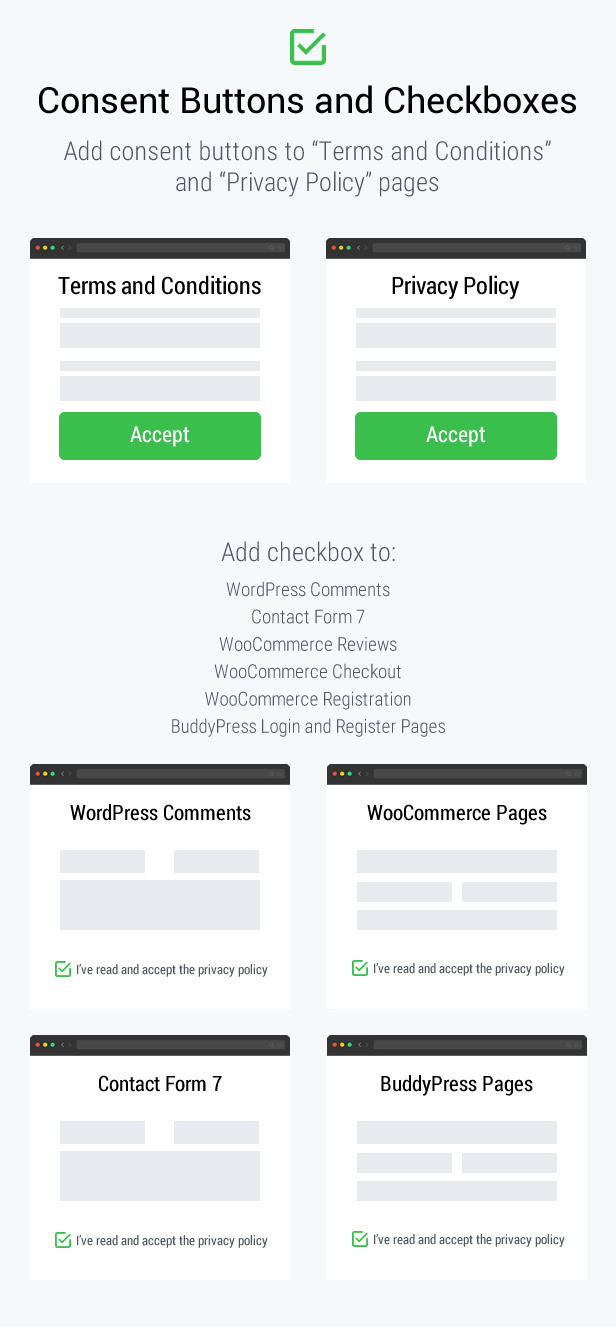 Cookie Plus - GDPR Cookie Consent Solution for WordPress - 7