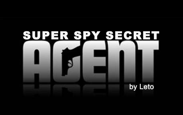 Super Spy Secret Agent
