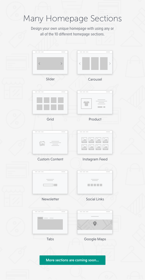 Jasper - Sectioned Drag&Drop Shopify Theme - 8