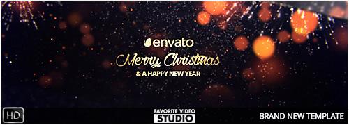 New Year Christmas Slideshow 2017