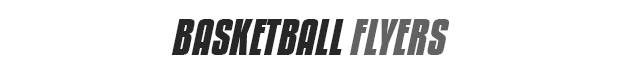 Basketball-Flyers