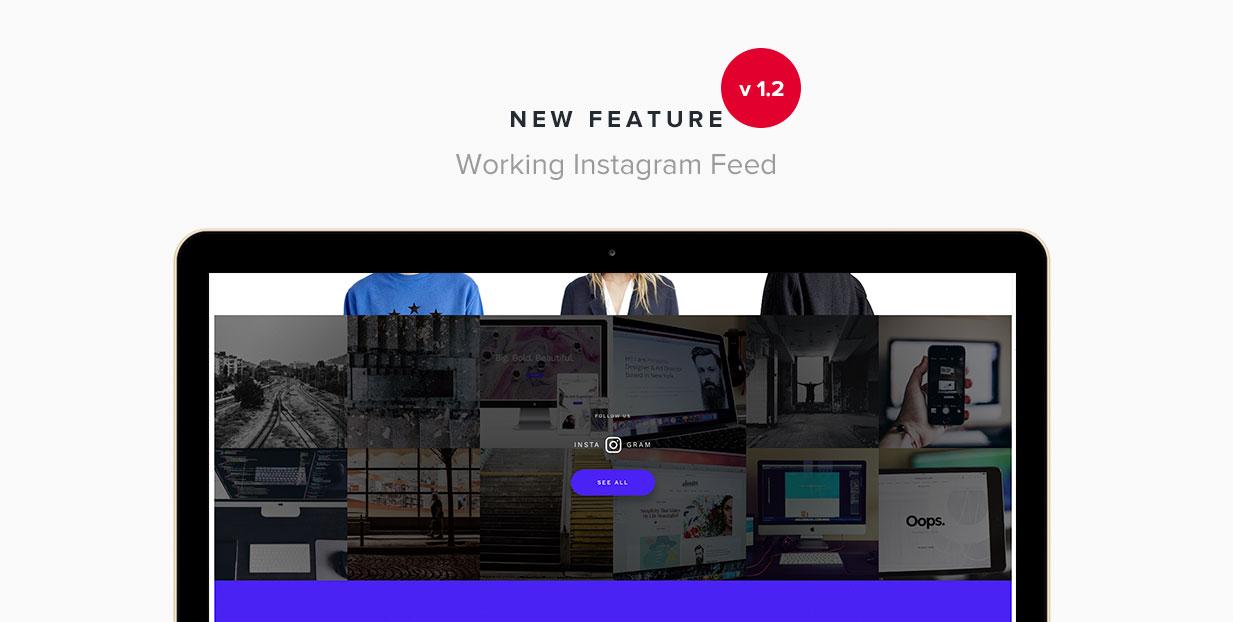 Supreme - Multi-Purpose HTML Template - 8