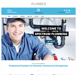 Spectrum - Multi-Trade Construction Business Theme - 12