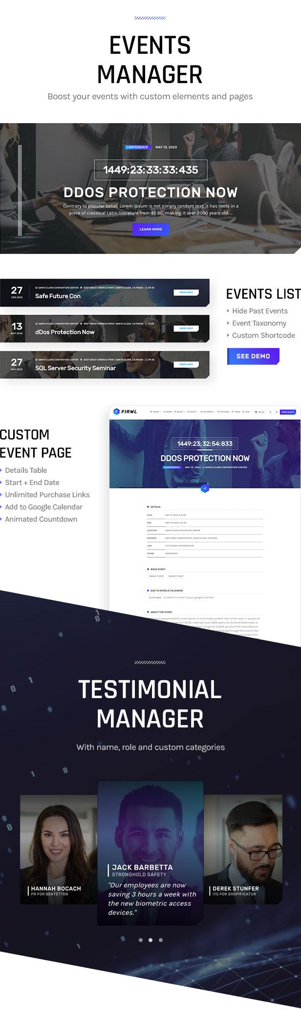 Firwl - Cyber Security WordPress Theme - 12