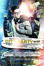 Party Flyer - 30