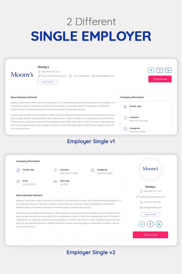 Jobhunt - Job Board WordPress theme for WP Job Manager - 15