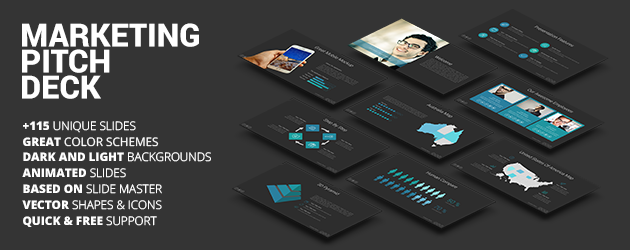 Investor - Business PowerPoint Presentation Template - 15