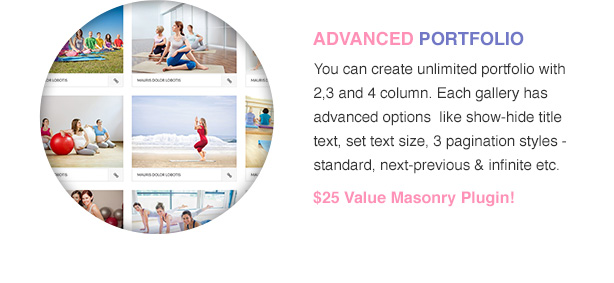 Yoga Club  - Health and Yoga WordPress theme for Yoga Centers, Yoga Studios and Yoga Trainers