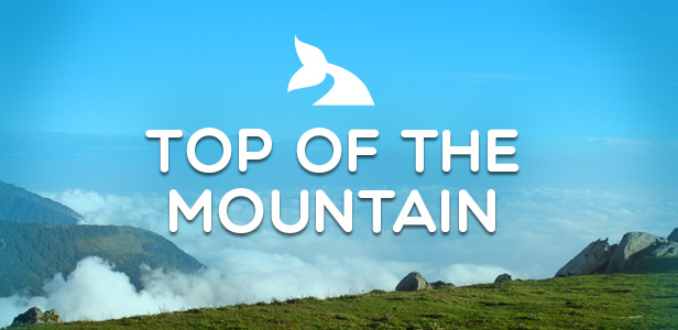 Top-of-the-mountain