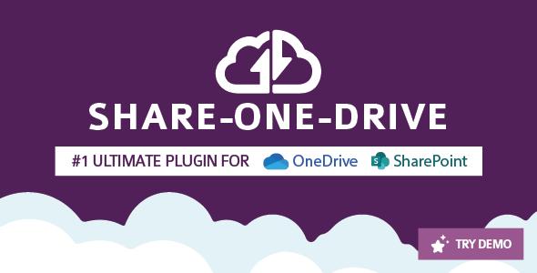 Share-one-Drive | OneDrive plugin for WordPress - CodeCanyon Item