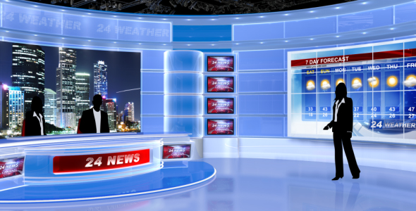 Broadcast Design - Complete News Package - 10