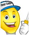 Bulb Mascot