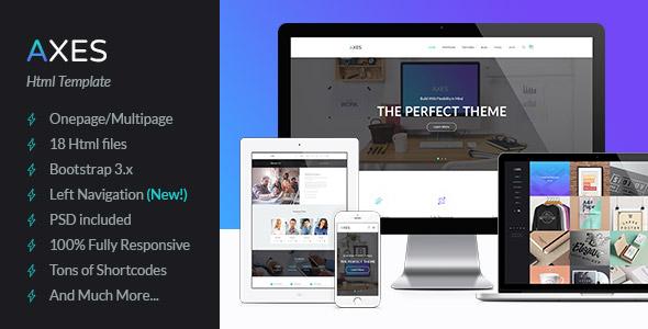 Zenna | Multi-Concept E-commerce PSD Template - 2