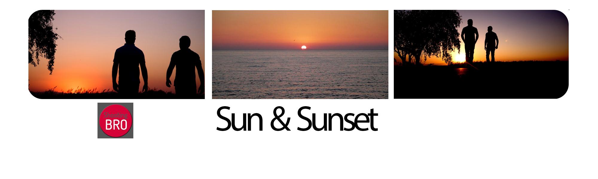 SLIDE VH SUN & SUNSET