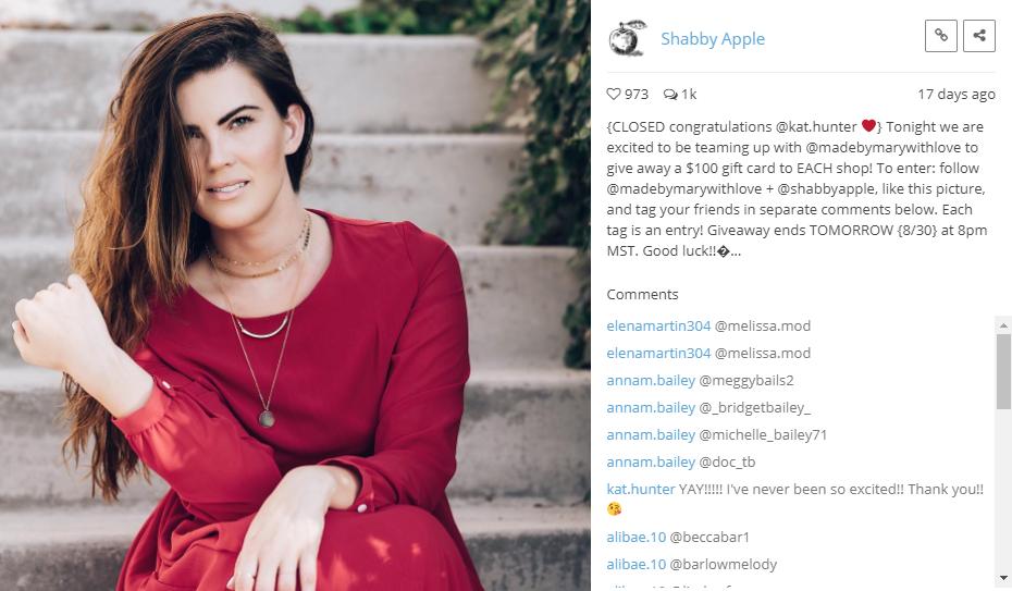 instagram Social Streams