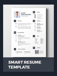 Resume & Cover Letter - 11