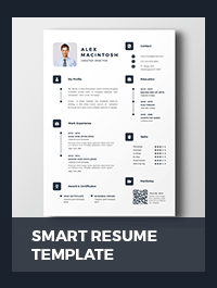 Resume Template - 11