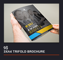 Trifold Brochure - 96