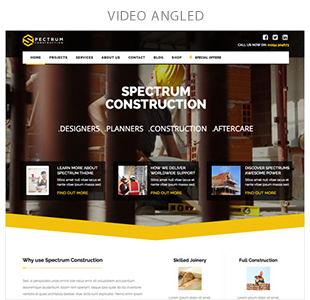 Spectrum - Multi-Trade Construction Business Theme - 6